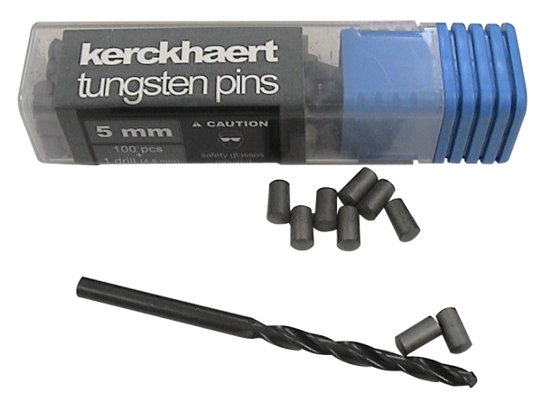 TUNSTEN PINS